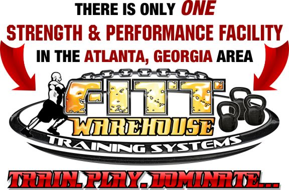 THERE IS ONLY ONE STRENGTH AND PERFORMANCE FACILITY IN THE ATLANTA GEORGIA AREA